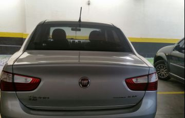 Fiat Grand Siena Essence 1.6 16V (Flex) - Foto #7
