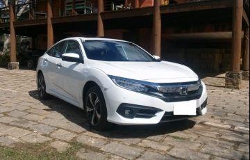 Honda Civic Touring 1.5 Turbo CVT - Foto #2