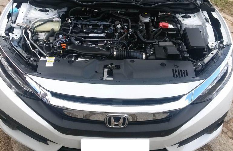 Honda Civic Touring 1.5 Turbo CVT - Foto #5