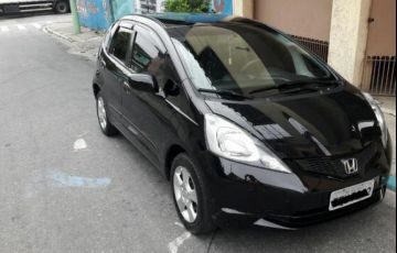 Honda New Fit LXL 1.4 (flex) (aut) - Foto #4