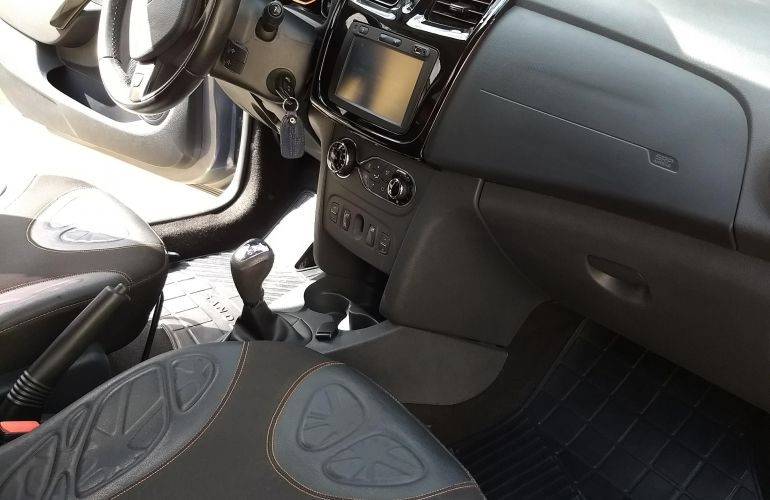 Renault Sandero Stepway 1.6 8V Easy-r (Flex)