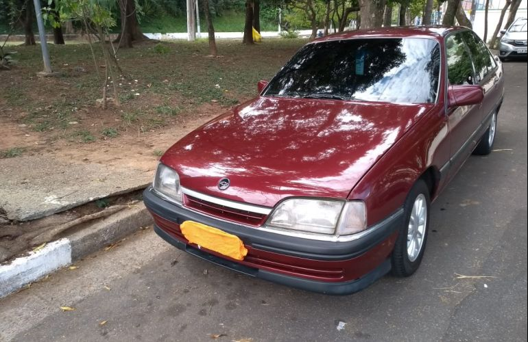 Chevrolet Omega GLS 2.2 MPFi - Foto #6