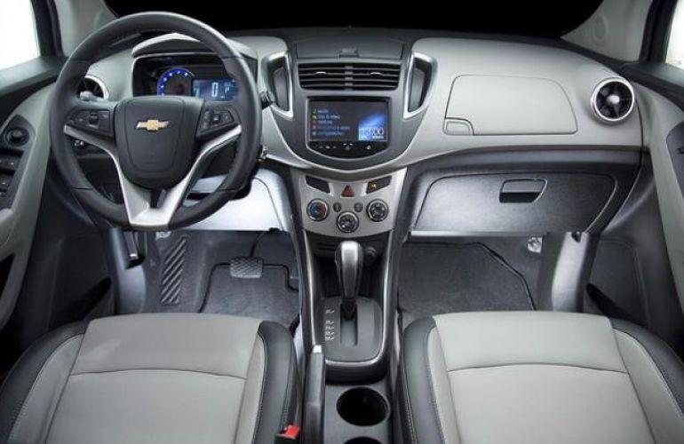 Chevrolet Tracker LTZ 1.8 16v Ecotec (Flex) (Aut) - Foto #1