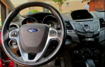 Ford New Fiesta Sedan 1.6 Titanium PowerShift (Flex) - Foto #3