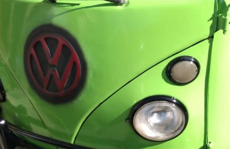 Volkswagen Kombi 1.6 - Foto #6