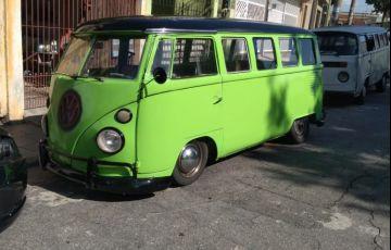 Volkswagen Kombi 1.6 - Foto #8