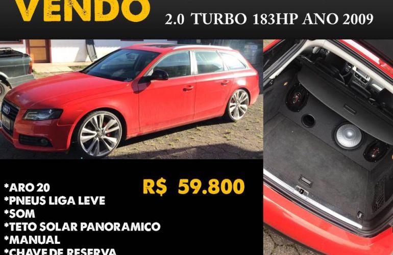 Audi A4 Avant 2.0 FSI Turbo (multitronic) - Foto #1