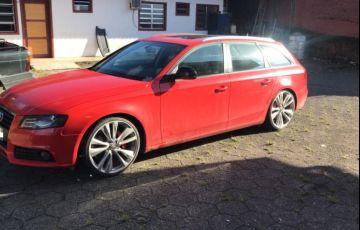 Audi A4 Avant 2.0 FSI Turbo (multitronic) - Foto #4