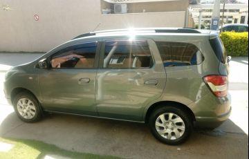 Chevrolet Spin LTZ 7S 1.8 (Aut) (Flex) - Foto #4