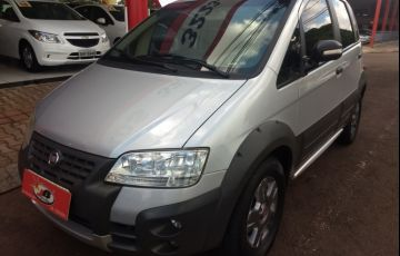 Fiat Idea Adventure 1.8 (Flex)