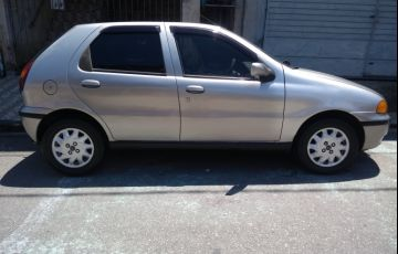 Fiat Palio EDX 1.0 MPi 4p - Foto #2