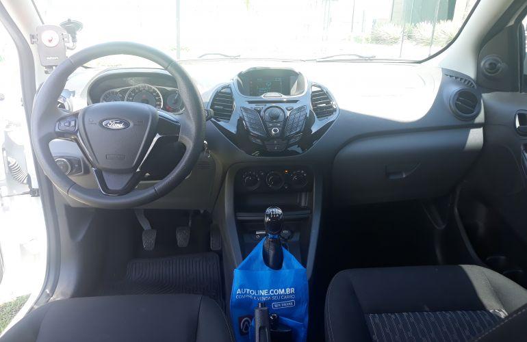 Ford Ka Sedan SE Plus 1.0 (Flex) - Foto #4
