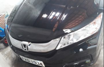 Honda City LX 1.5 CVT (Flex) - Foto #3
