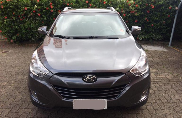 Hyundai ix35 2.0L 16v (Flex) (Aut) - Foto #4
