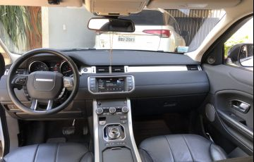 Land Rover Range Rover Evoque 2.0 TD4 SE 4WD - Foto #9