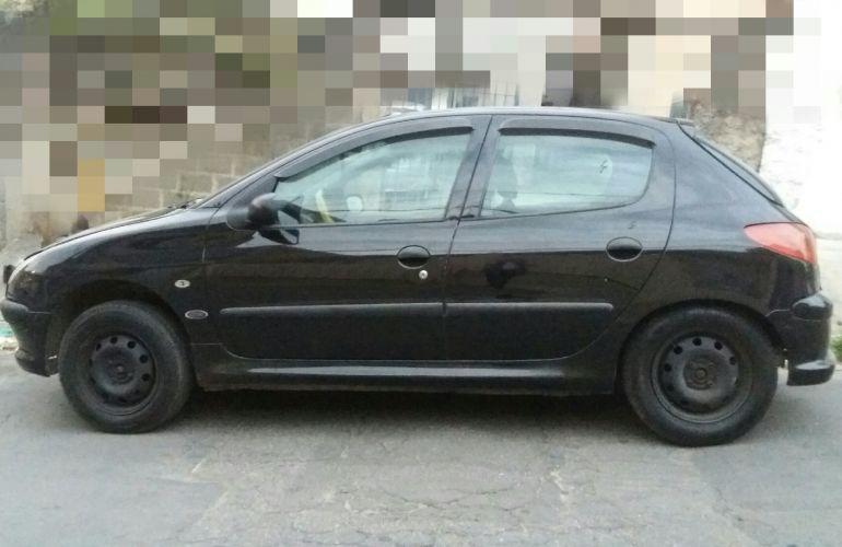 Peugeot 206 Hatch. Soleil 1.0 16V - Foto #1