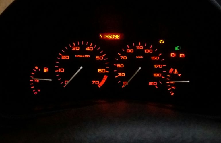 Peugeot 206 Hatch. Soleil 1.0 16V - Foto #4
