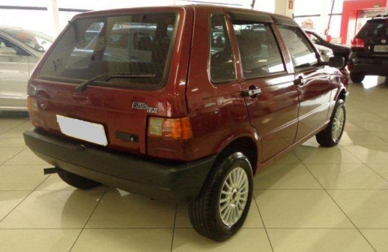 Fiat Uno Mille ELX 1.0 - Foto #7