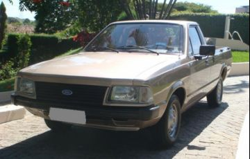 Ford Pampa L 1.6 (Cab Simples)