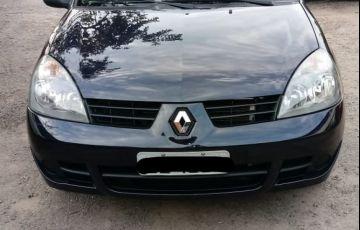 Renault Clio Sedan Plug 1.0 16V (flex)