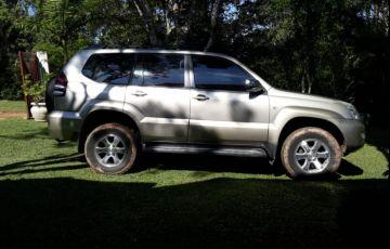 Toyota Land Cruiser Prado 4x4 3.0 Turbo (aut) - Foto #10