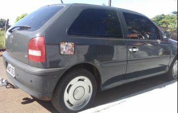 Volkswagen Gol 1.6 MI (G3) - Foto #8