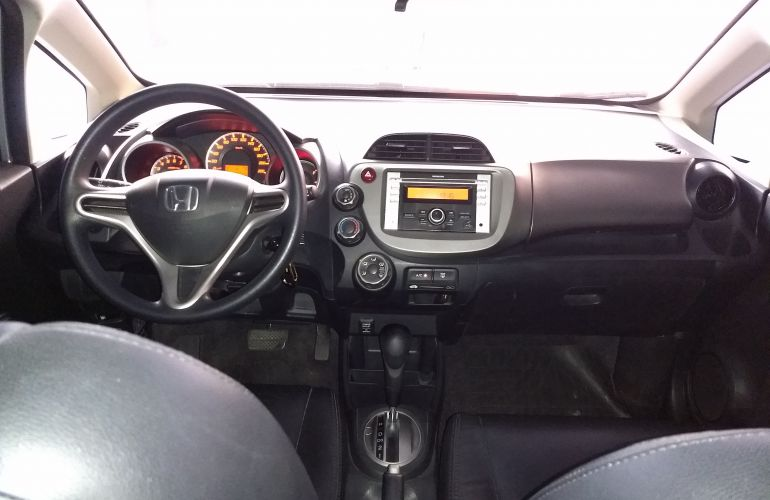 Honda Fit LX 1.4 (flex) (aut) - Foto #5
