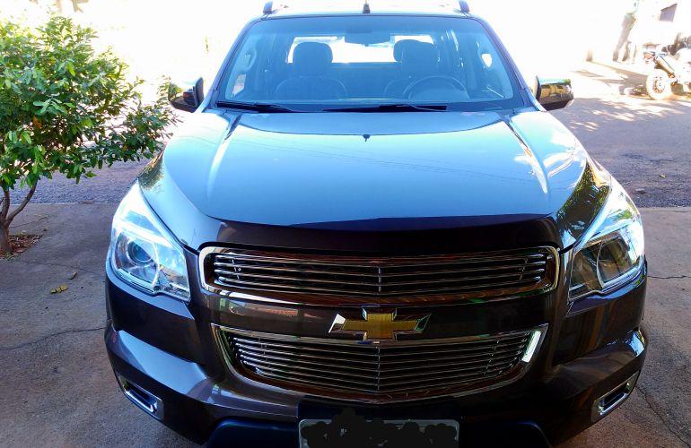 Chevrolet S10 LTZ 2.8 diesel (Cab Dupla) 4x4 (Aut) - Foto #4
