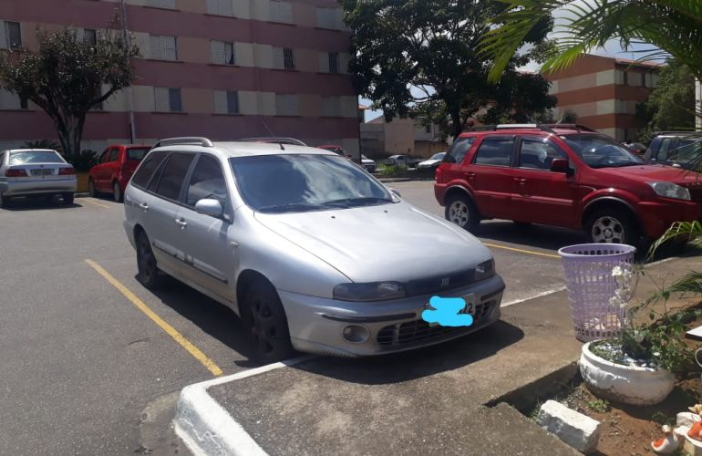 Fiat Marea Weekend SX 1.8 16V - Foto #4