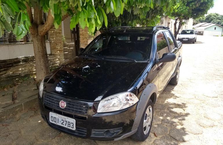 Fiat Strada Working 1.4 (Flex) (Cabine Dupla) - Foto #9
