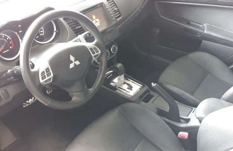 Mitsubishi Lancer 2.0 16V GT CVT (aut) - Foto #3