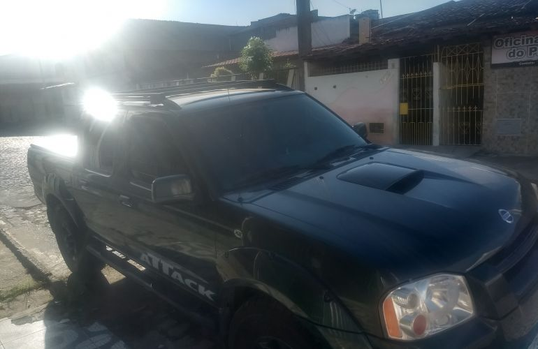 Nissan Frontier XE Attack 4x4 2.8 Eletronic (cab.dupla) - Foto #2