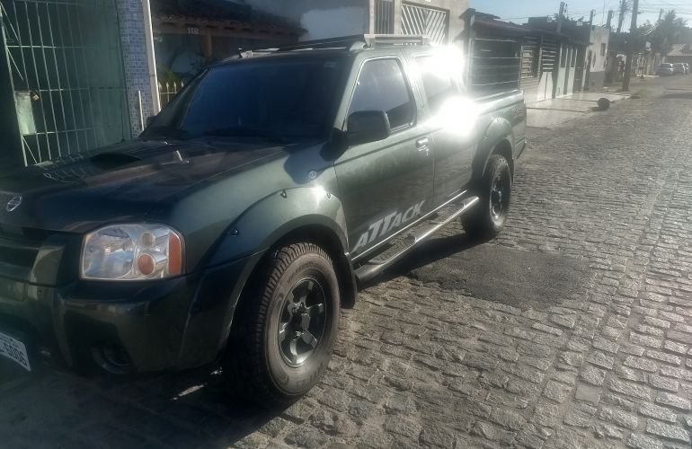 Nissan Frontier XE Attack 4x4 2.8 Eletronic (cab.dupla) - Foto #6