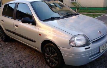 Renault Clio Hatch. RN 1.0 8V - Foto #9