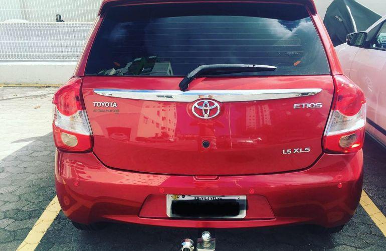 Toyota Etios XLS 1.5 (Flex) - Foto #6