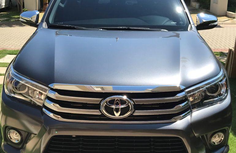 Toyota Hilux 2.8 TDI SRX CD 4x4 (Aut) - Foto #4
