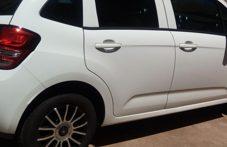 Citroën C3 Attraction 1.2 12V (Flex) - Foto #6