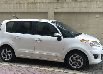 Citroën C3 Picasso Exclusive 1.6 16V (Flex)