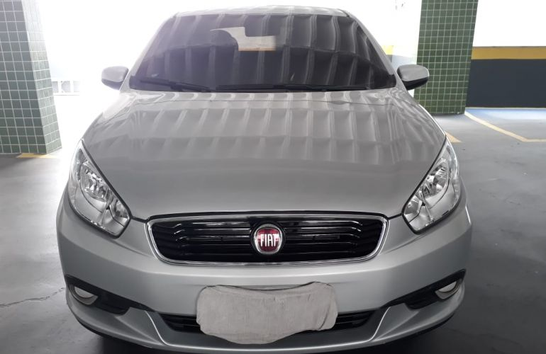 Fiat Grand Siena Evo Attractive 1.0 (Flex) - Foto #4