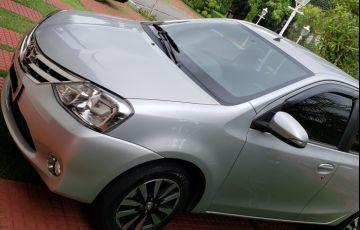 Toyota Etios Sedan XLS platinum 1.5 (Flex) - Foto #3