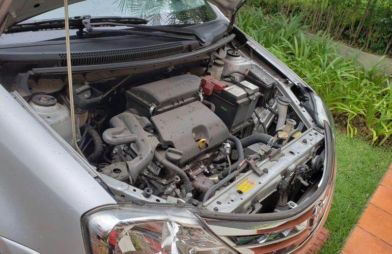 Toyota Etios Sedan XLS platinum 1.5 (Flex) - Foto #6
