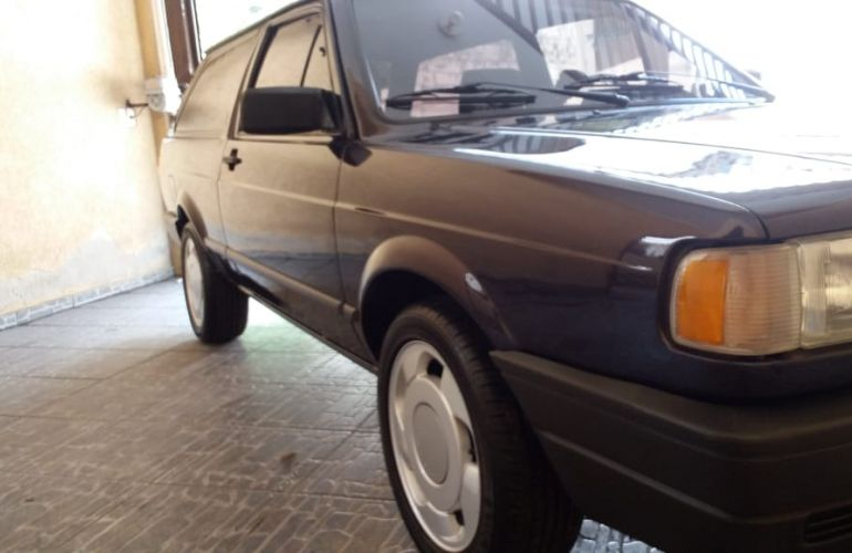 Volkswagen Parati CL 1.6 - Foto #10