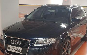 Audi A4 Avant 3.2 FSI V6 (multitronic)