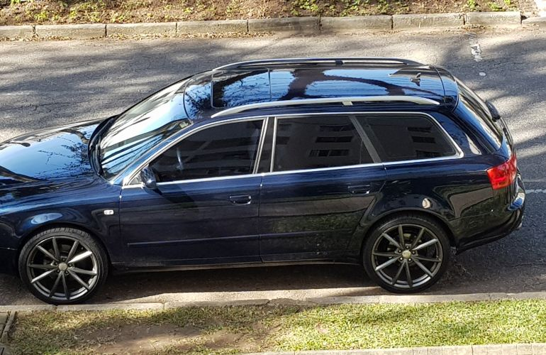 Audi A4 Avant 3.2 FSI V6 (multitronic) - Foto #6