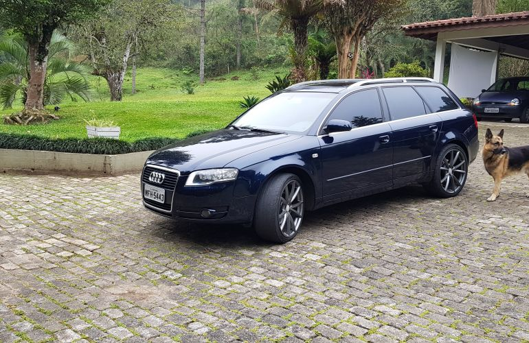 Audi A4 Avant 3.2 FSI V6 (multitronic) - Foto #7