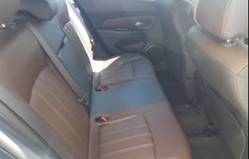 Chevrolet Cruze Sport6 LTZ 1.8 16V Ecotec (Aut) (Flex) - Foto #3