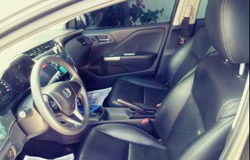 Honda City LX 1.5 CVT (Flex) - Foto #4