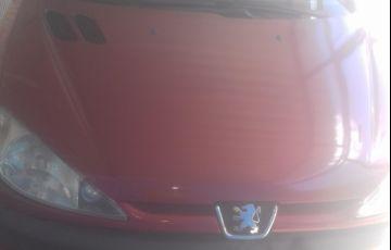 Peugeot 206 Hatch. Selection 1.0 16V - Foto #2
