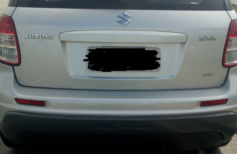 Suzuki SX4 2.0 16V AWD - Foto #5