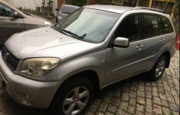Toyota RAV4 4x4 2.4 16V (Auto)